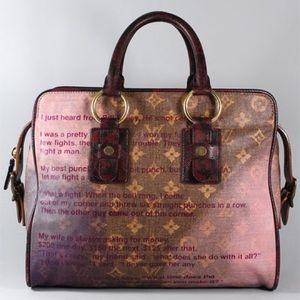 Authentic Louis Vuitton Totes.